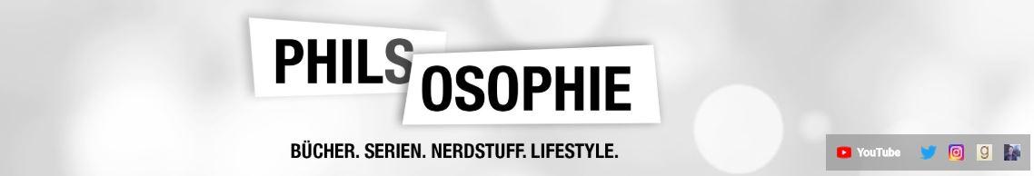 Phils Osophie – Thriller Buchkritiken auf YouTube-Kanal